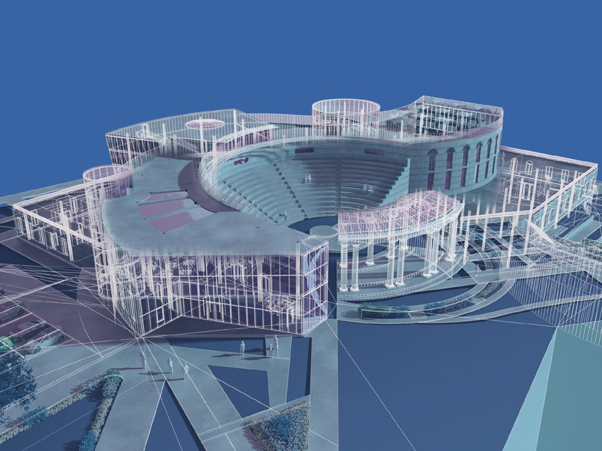 Virtual Construction | Architectural Visualization
